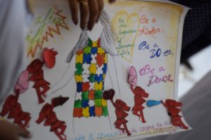 Canvas for Change – Poster making competition at KPC Medical College